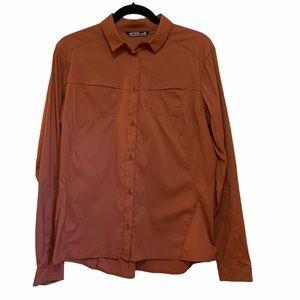 Like New ARC'TERYX Fergie Hiking Shirt size L